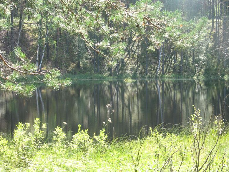 Светлые озера