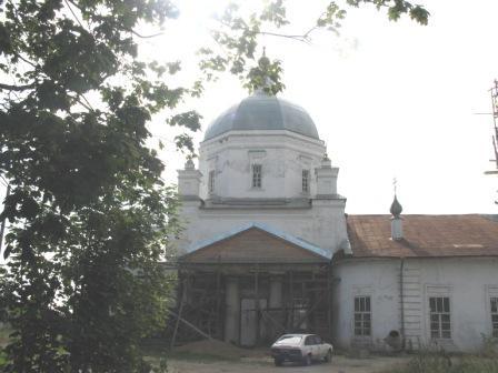 Ветлуга.Троицкая церковь.