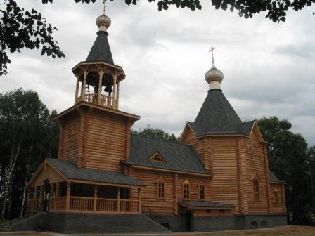 Шарья. Церковь