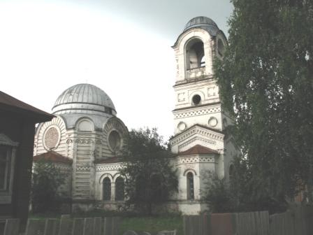 Кологрив. Церковь.