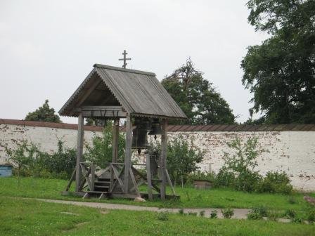 Макарьево-Унженский монастырь. Колокола.