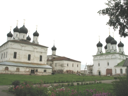 Макарьево-Унженский монастырь.