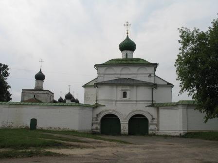 Макарьево-Унженский монастырь. Церковь Николая Чудотворца.